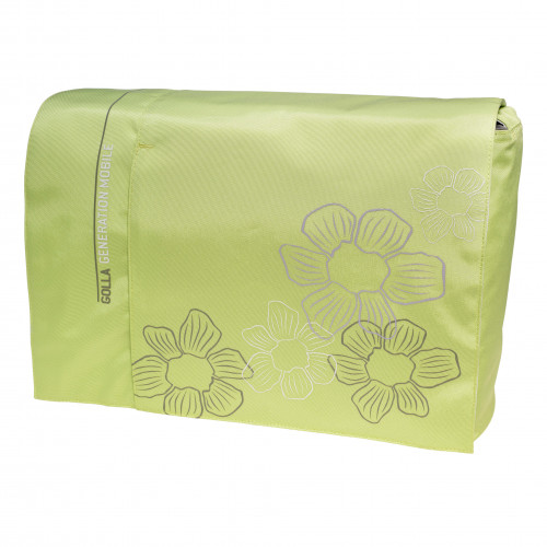 GOLLA Laptop Gabi light lime 16 tum basic style
