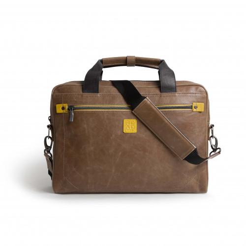 GOLLA ROAD Commuter Bag Matt 16tum Beige G1574