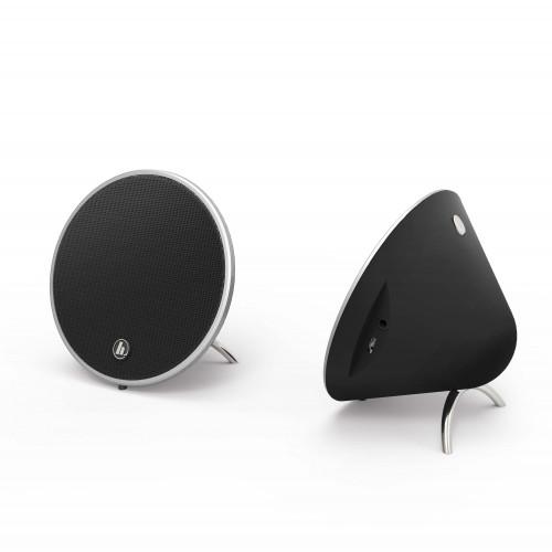 HAMA Högtalare Stereo Cones Bluetooth 2pack Svarta
