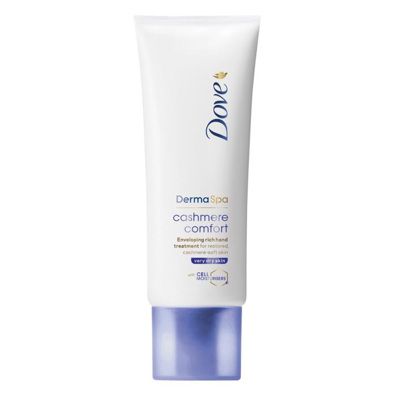 Dove DermaSpa Cashmere Comfort Hand Creme