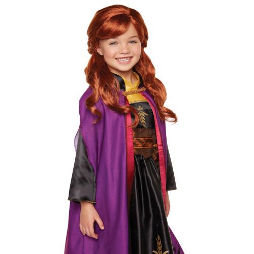 JAKKS Pacific Frozen 2 Dress Up Wig Anna