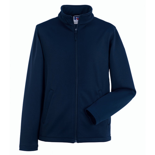 Russell Smart Soft Shell Jacket French Navy