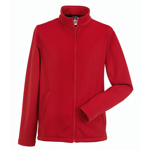 Russell Smart Soft Shell Jacket Classic Red