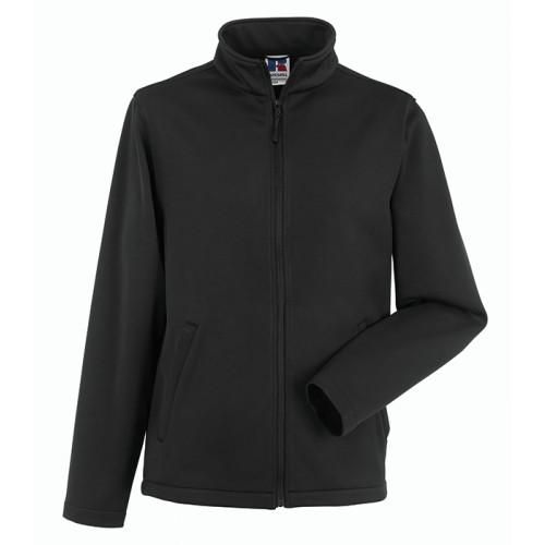 Russell Smart Soft Shell Jacket Black