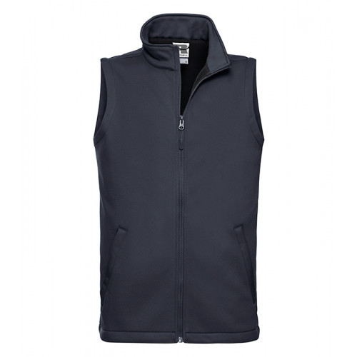 Russel Men´s Smart Softshell Gilet French Navy