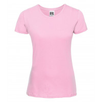 Russell Ladies´ Slim Tee Candy Pink