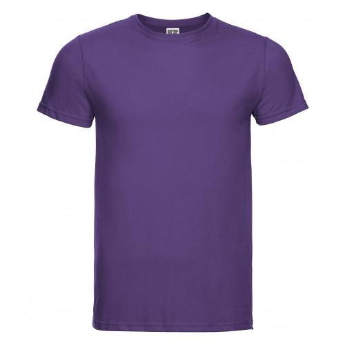 Russell Men´s Slim Tee Purple