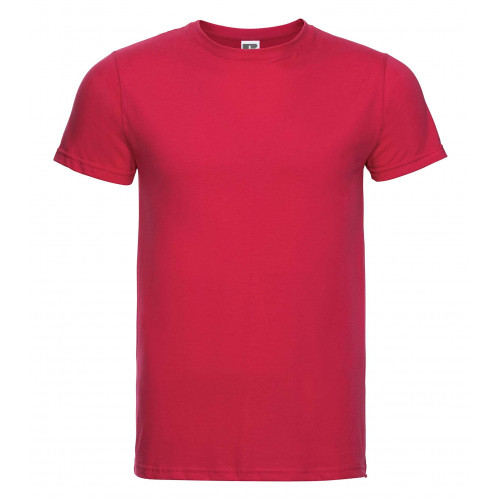 Russell Men´s Slim Tee Classic Red
