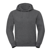 Russell Men´s Authentic Melange Hooded Sweat Carbon Melange