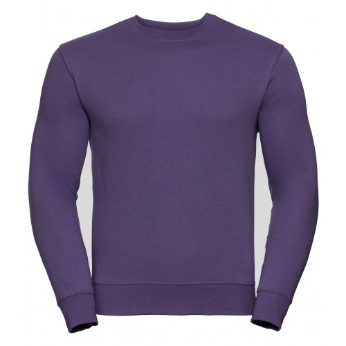 Russell Adults´ Authentic Sweat Purple