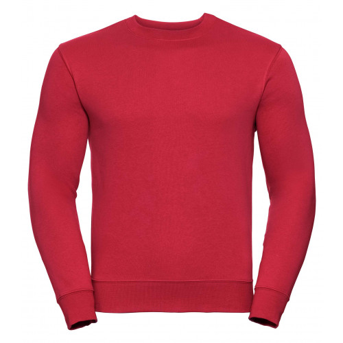 Russell Adults´ Authentic Sweat Classic Red