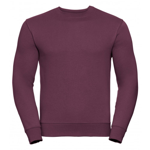 Russell Adults´ Authentic Sweat Burgundy