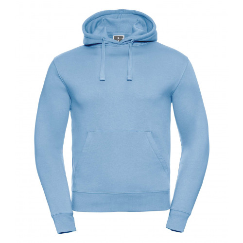 Russell Men´s Authentic Hooded Sweat Sky