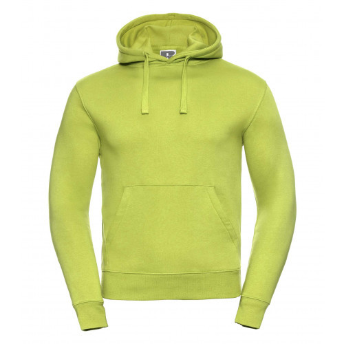 Russell Men´s Authentic Hooded Sweat Lime