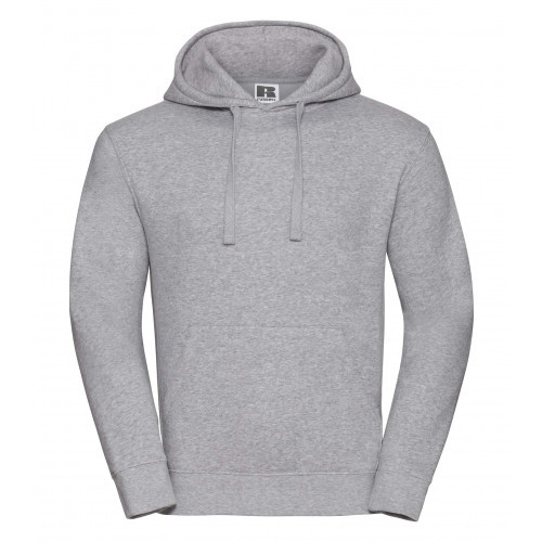 Russell Men´s Authentic Hooded Sweat Light Oxford