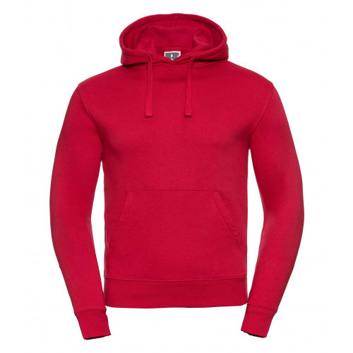 Russell Men´s Authentic Hooded Sweat Classic Red
