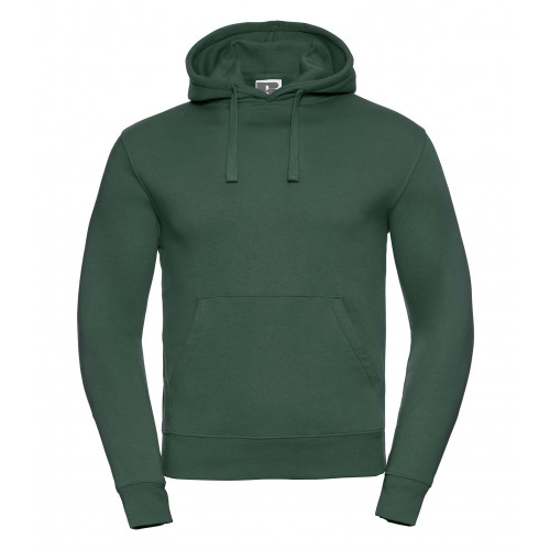 Russell Men´s Authentic Hooded Sweat Bottle Green