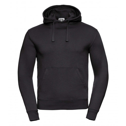 Russell Men´s Authentic Hooded Sweat Black