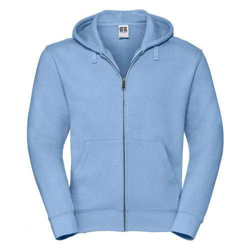 Russell Men´s Authentic Zipped Hood Sky