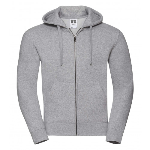 Russell Men´s Authentic Zipped Hood Light Oxford