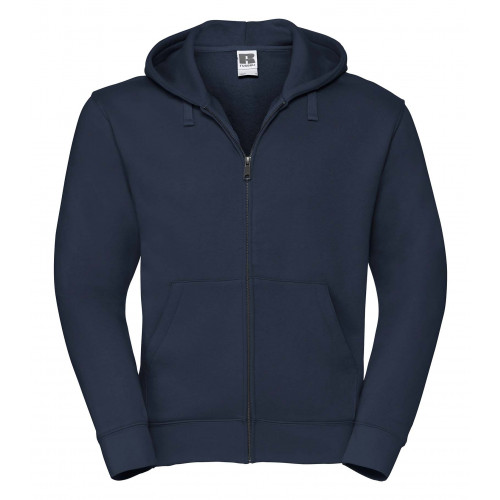 Russell Men´s Authentic Zipped Hood French Navy