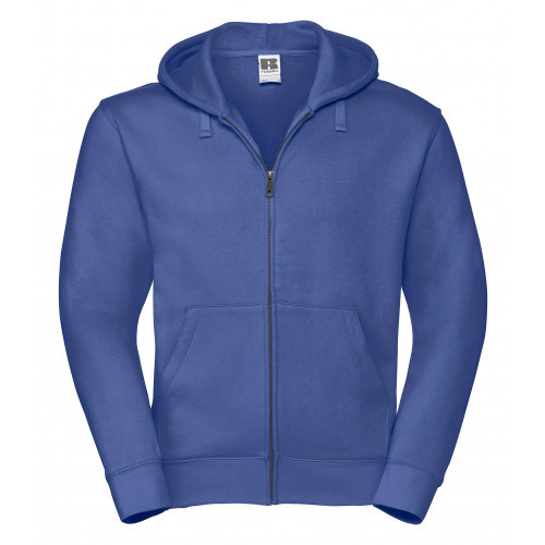 Russell Men´s Authentic Zipped Hood Bright Royal