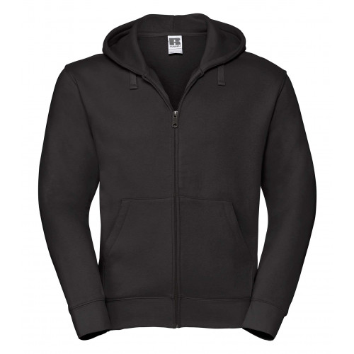 Russell Men´s Authentic Zipped Hood Black