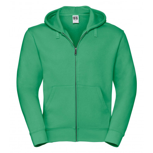 Russell Men´s Authentic Zipped Hood Apple