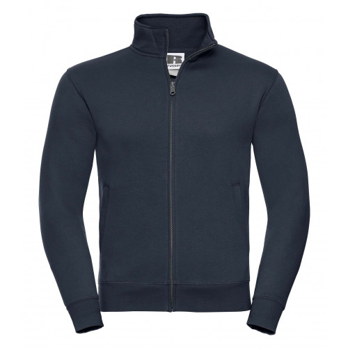 Russell Men´s Authentic Sweat Jacket French Navy