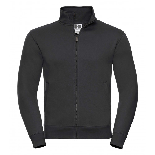 Russell Men´s Authentic Sweat Jacket Black