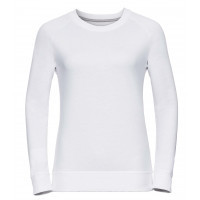 Russell Ladies´HD Raglan Sweat White