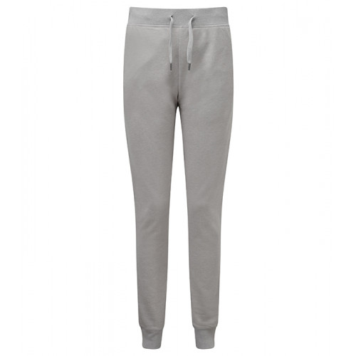Russell Ladies HD Jog Pants Silver Marl