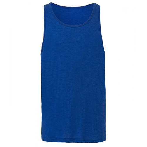 Bella Canvas Unisex Jersey Tank True Royal