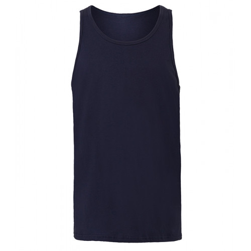 Bella Canvas Unisex Jersey Tank Navy