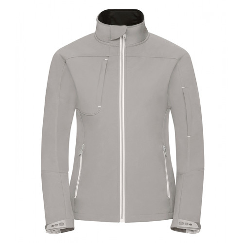 Russell Ladies Bionic Softshell Jacket Stone