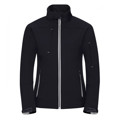 Russell Ladies Bionic Softshell Jacket French Navy