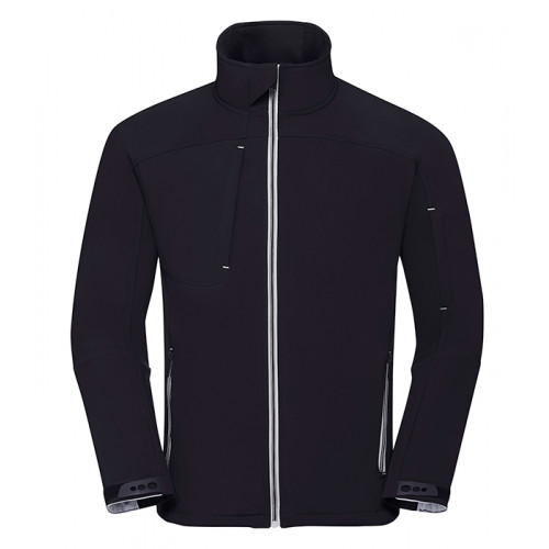 Russell Men´s Bionic Softshell Jacket French Navy