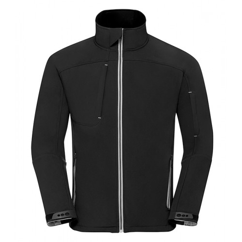 Russell Men´s Bionic Softshell Jacket Black