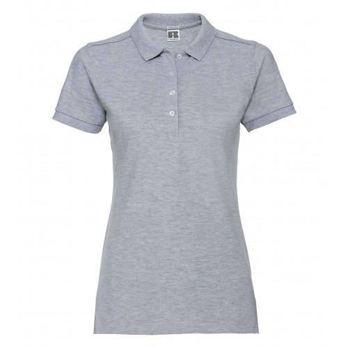 Russell Ladies´ Stretch Polo Light Oxford