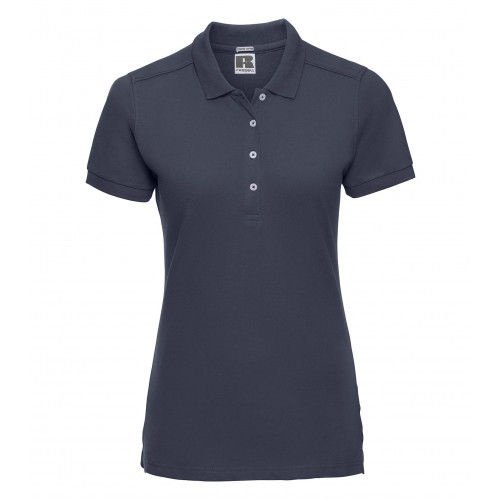 Russell Ladies´ Stretch Polo French Navy