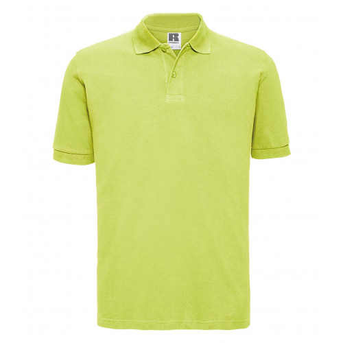 Russell Men´s Stretch Polo Lime