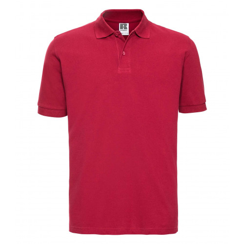 Russell Men´s Stretch Polo Classic Red