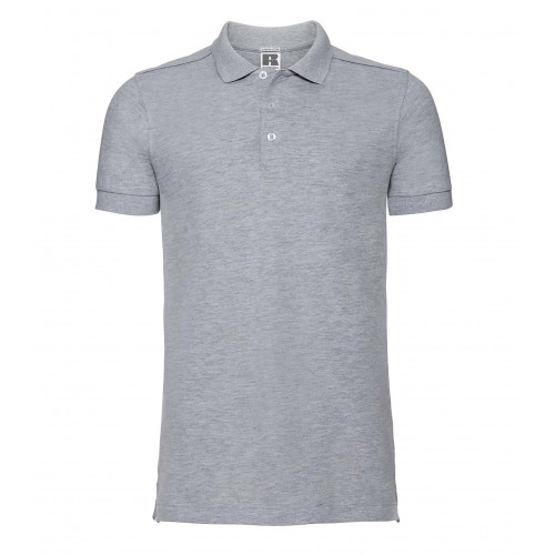 Russell Men´s Stretch Polo Light Oxford
