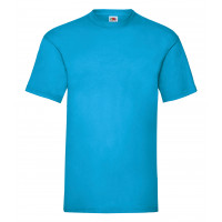 Fruit of the loom Valueweight Tee Azure Blue