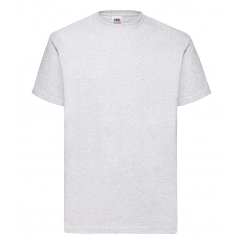 Fruit of the loom Valueweight Tee Ash