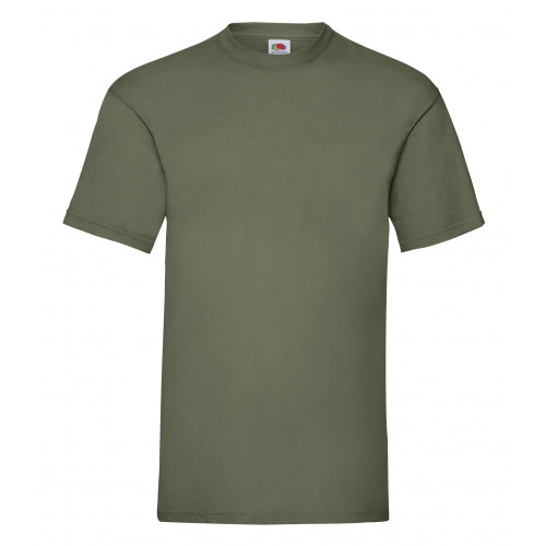 Fruit of the loom Valueweight Tee Classic Olive