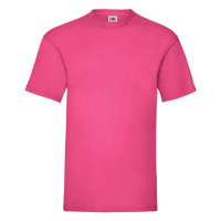 Fruit of the loom Valueweight Tee Fuchsia