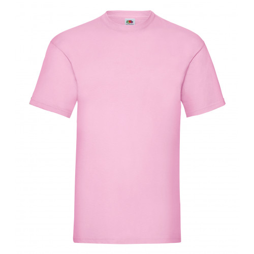 Fruit of the loom Valueweight Tee Light Pink