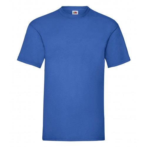 Fruit of the loom Valueweight Tee Royal Blue