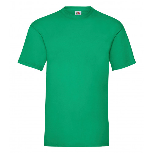 Fruit of the loom Valueweight Tee Kelly Green